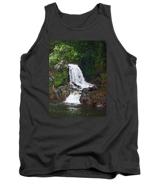 Mini Waterfall Tank Top
