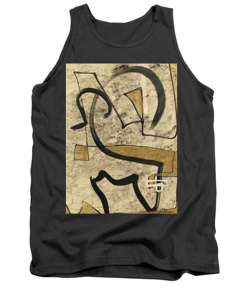 Monarch Tank Top