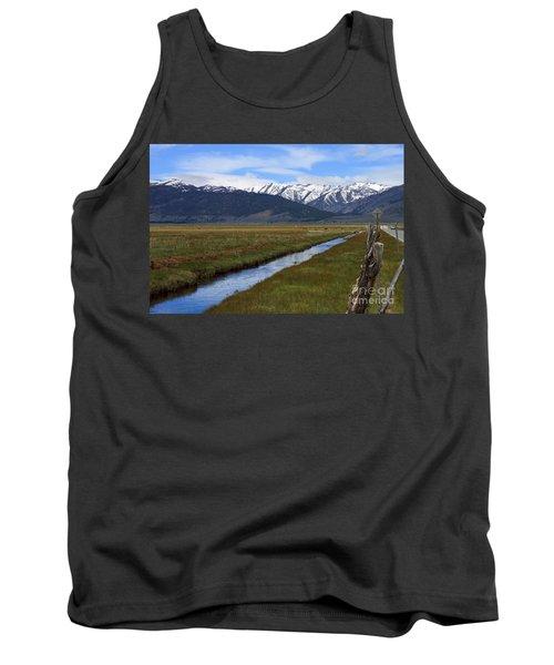 Mono County Nevada Tank Top