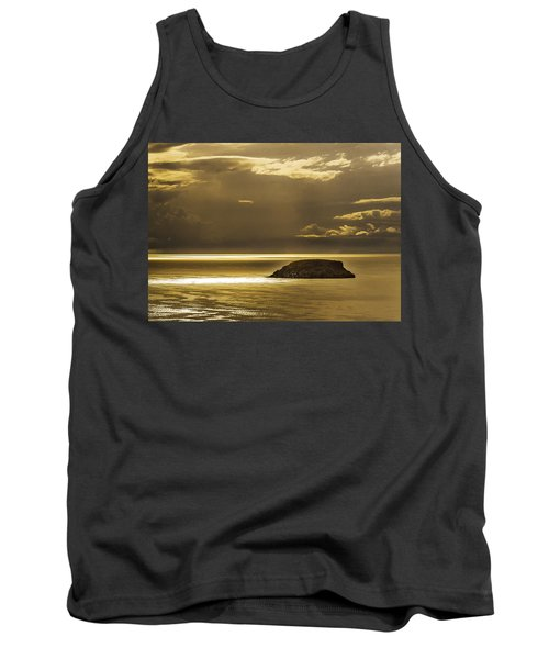 Moonscape Tank Top