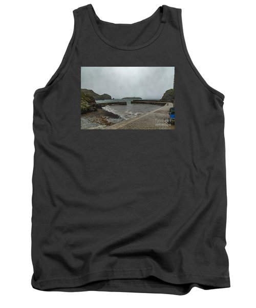Tank Top featuring the photograph Mullion Cove by Brian Roscorla