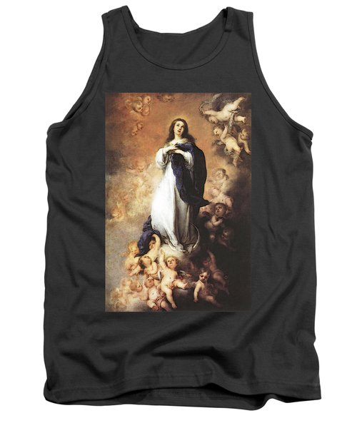 Murillo Immaculate Conception  Tank Top