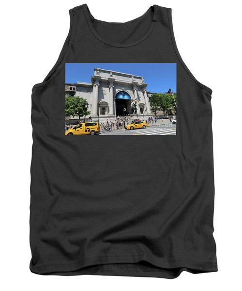 Museum Of Natural History Tank Top