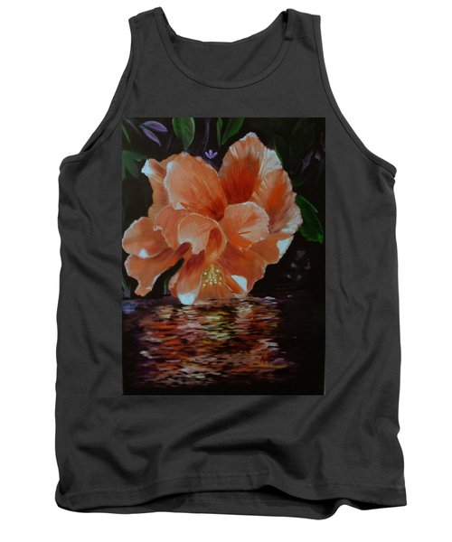My Hibiscus Tank Top