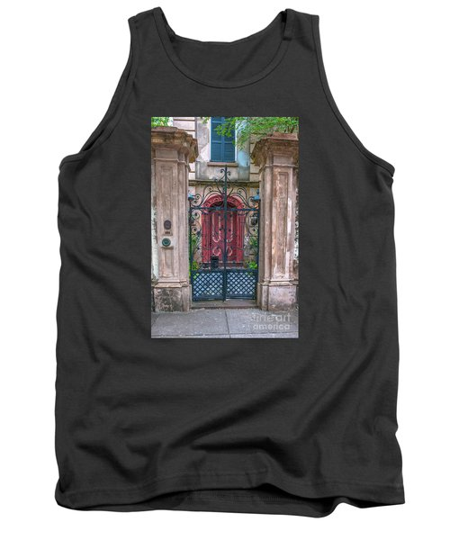 Narrow Is The Gate Tank Top
