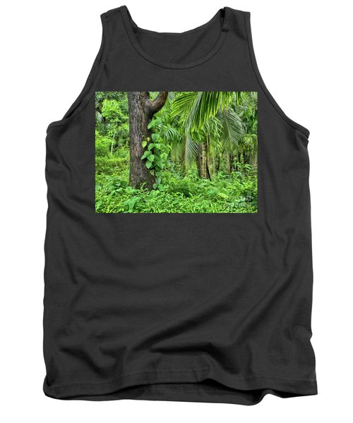 Tank Top featuring the photograph Nature 7 by Charuhas Images