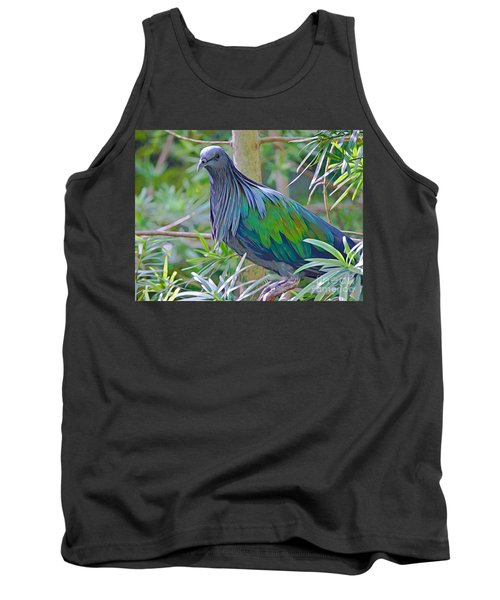 Nature's Best Tank Top by Judy Kay