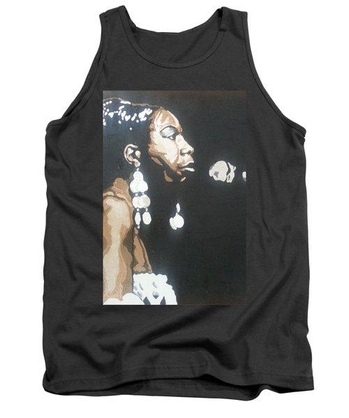 Nina Simone Tank Top