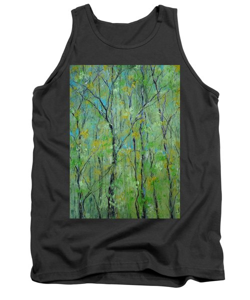 Awakening Of Spring Tank Top