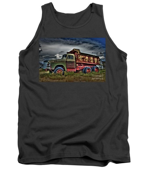Old International Tank Top