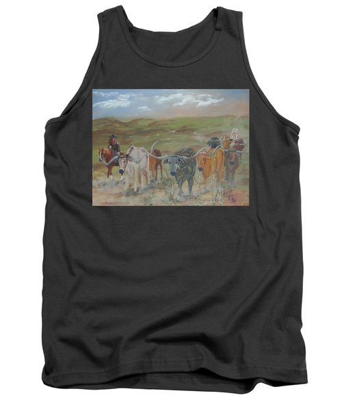 On The Chisholm Trail Tank Top