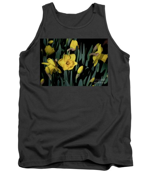 Camelot Daffodils Tank Top