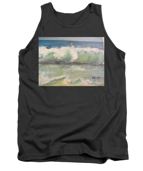 Pacific Wave Tank Top