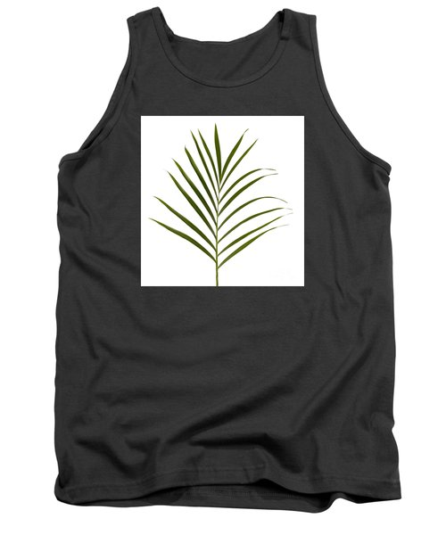 Palm Leaf Tank Top