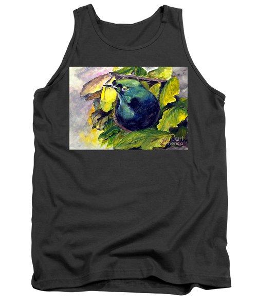 Paradise Bird Tank Top