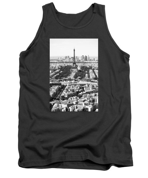 Tank Top featuring the photograph Paris by Hayato Matsumoto