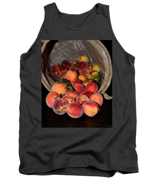 Peaches Tank Top