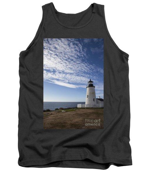 Pemaquid Lighthouse Tank Top