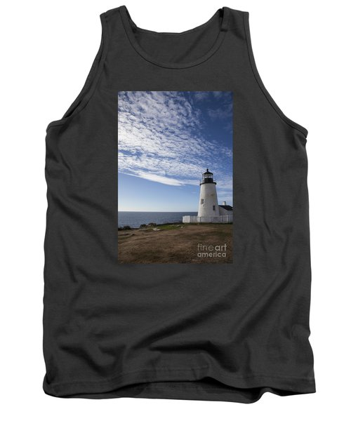 Pemaquid Lighthouse Tank Top