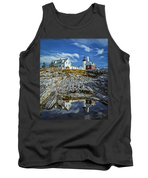 Pemaquid Reflections Tank Top
