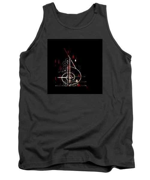 Penman Original - Untitled 96 Tank Top by Andrew Penman