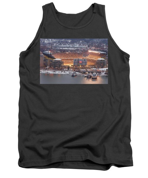 The House Of Steel  Tank Top