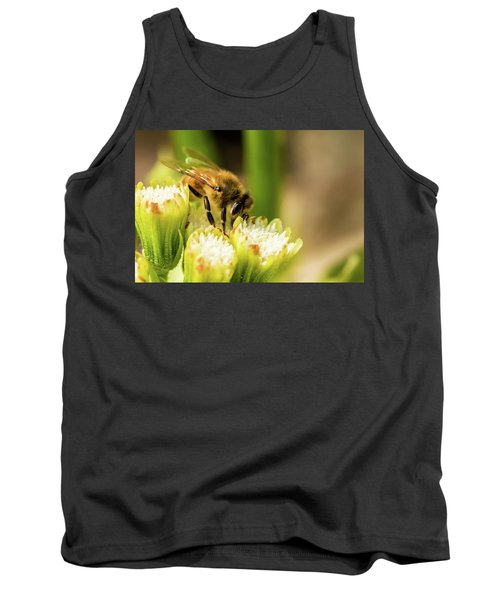Pollen Collector  Tank Top by Jay Stockhaus