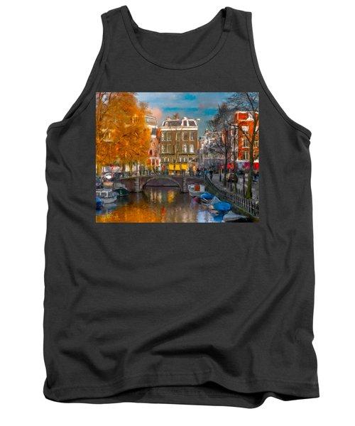 Prinsengracht 807. Amsterdam Tank Top