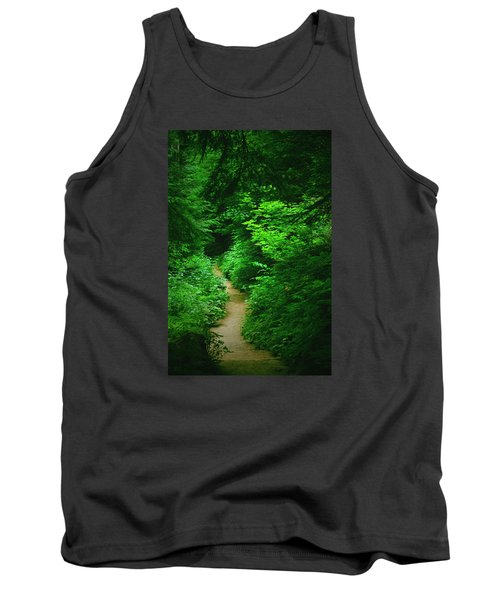 Rain Forest Walk Tank Top
