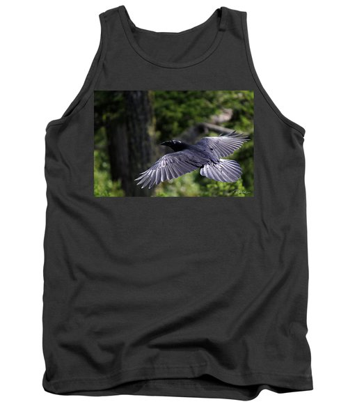 Raven Flight Tank Top