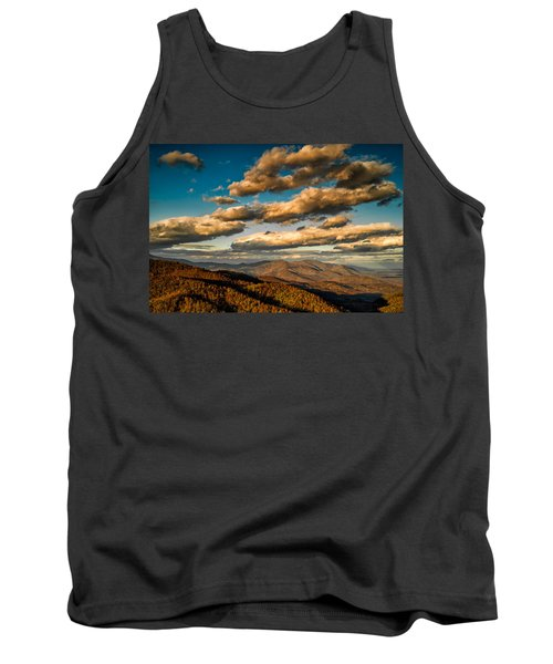 Reaching For The Light Tank Top