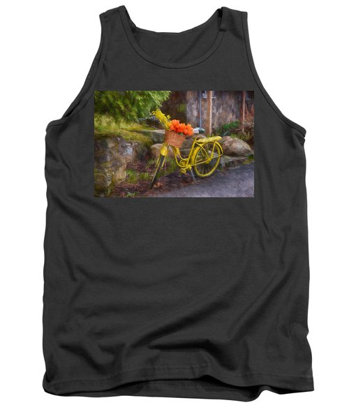 Ready To Go Tank Top by Tricia Marchlik