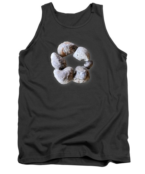 Ring Of Fossils Tank Top