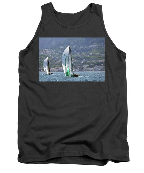 Rolex Capri Sailing Week 2014 Tank Top