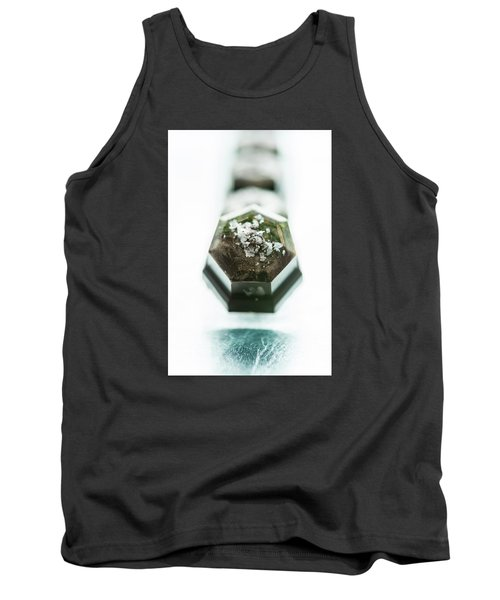 Tank Top featuring the photograph Rosemary Chocolate by Sabine Edrissi