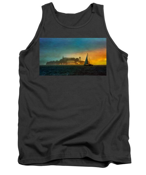 Sailing By Tank Top