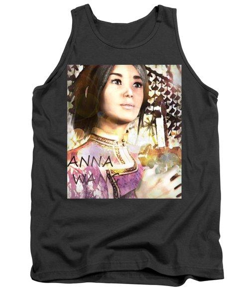 Saint Anna Wang 6 Tank Top
