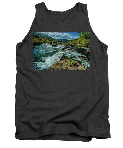Sandstone Falls New River Tank Top