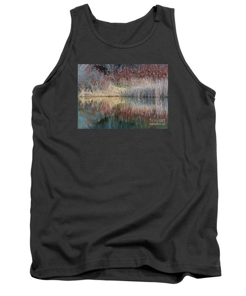 Seasons Edge Tank Top by Christian Mattison