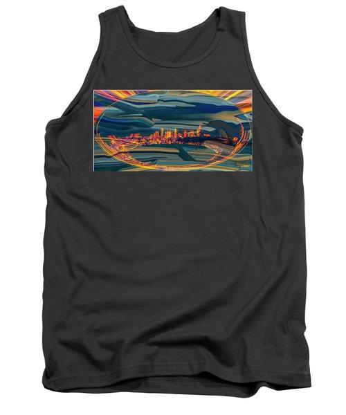 Seattle Swirl Tank Top