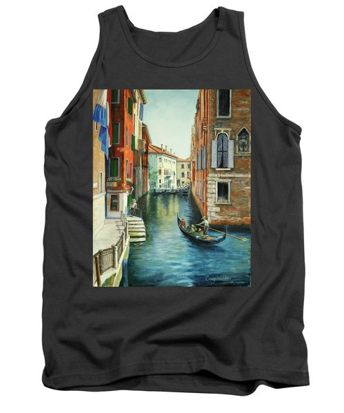 Sempre Ricordare -to Always Remember Tank Top