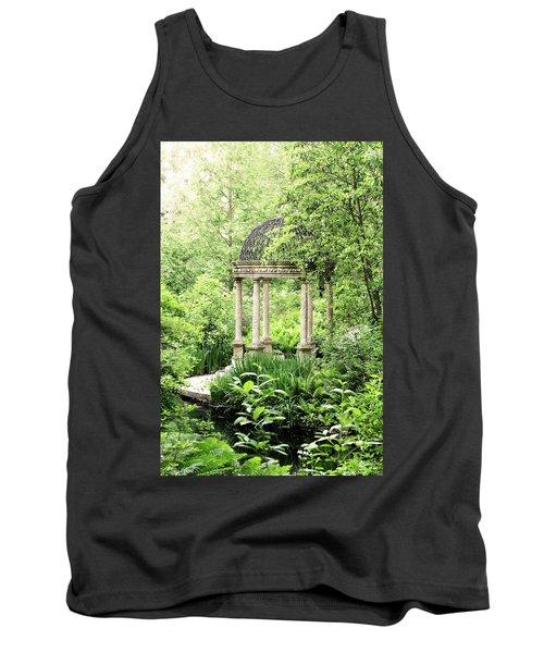 Serenity Garden Tank Top