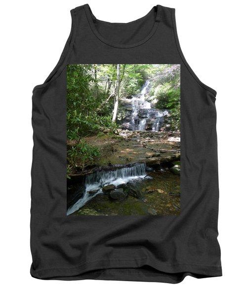 Set Rock Creek Falls Tank Top by Joel Deutsch