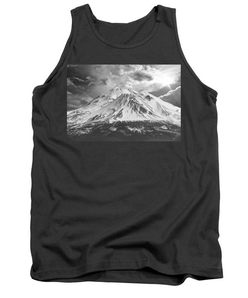 Tank Top featuring the photograph Shasta by Athala Carole Bruckner
