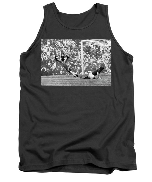 Soccer: World Cup, 1970 Tank Top by Granger