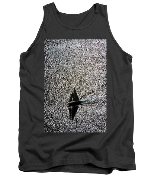 Sailing Into Solitude Tank Top