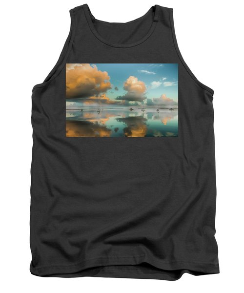 Sound Of Silence Tank Top