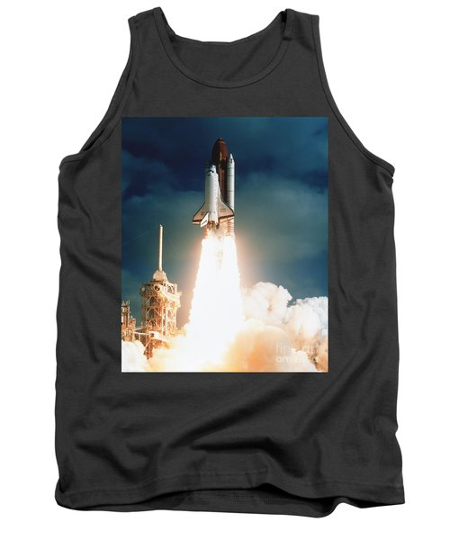 Space Shuttle Launch Tank Top