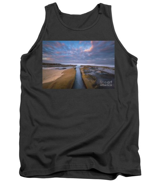 Where Worlds Divide  Tank Top