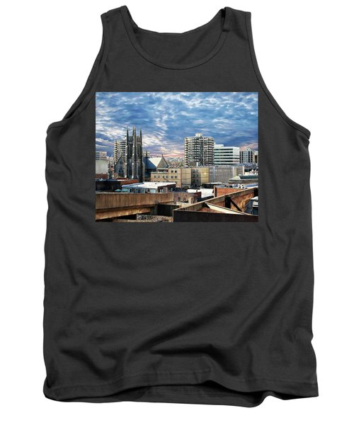 Stamford Cityscape Tank Top